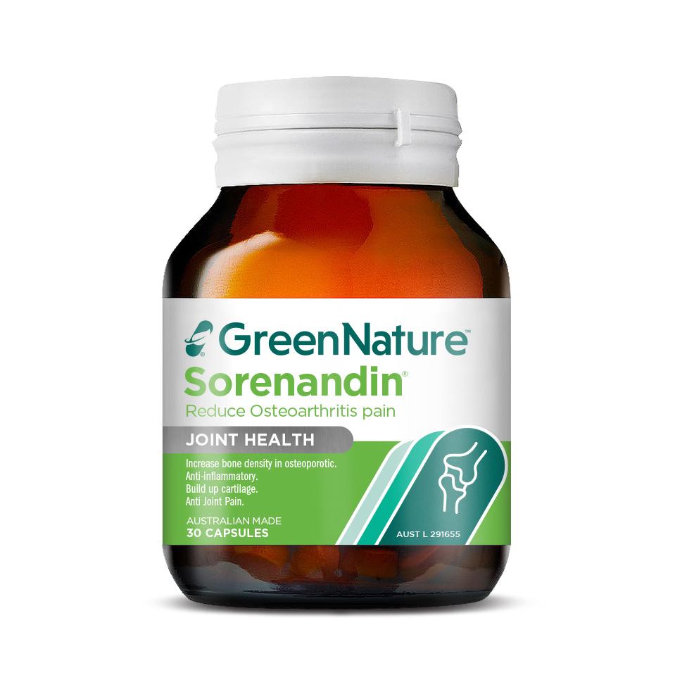 Sorenandin-greennture